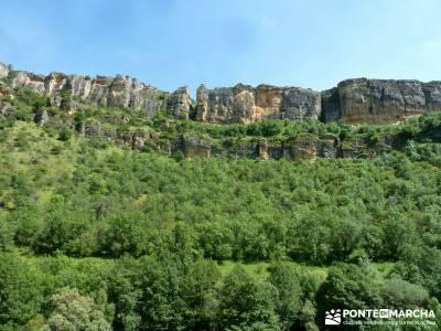 Carcavas de Alpedrete de la Sierra y Meandros del Lozoya;rutas por españa;la silla de felipe ii